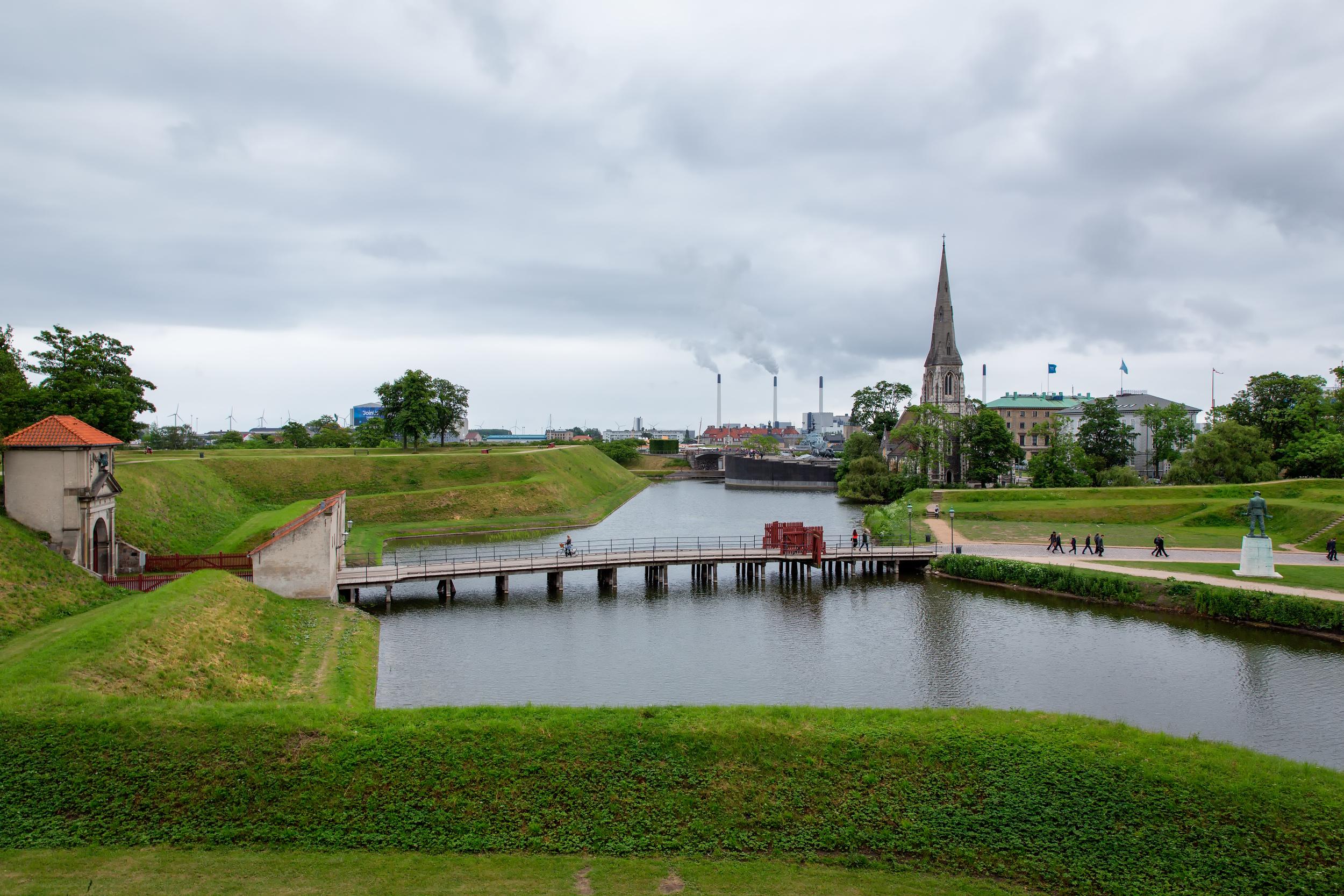 Kastellet (Copenhagen, Denmark).