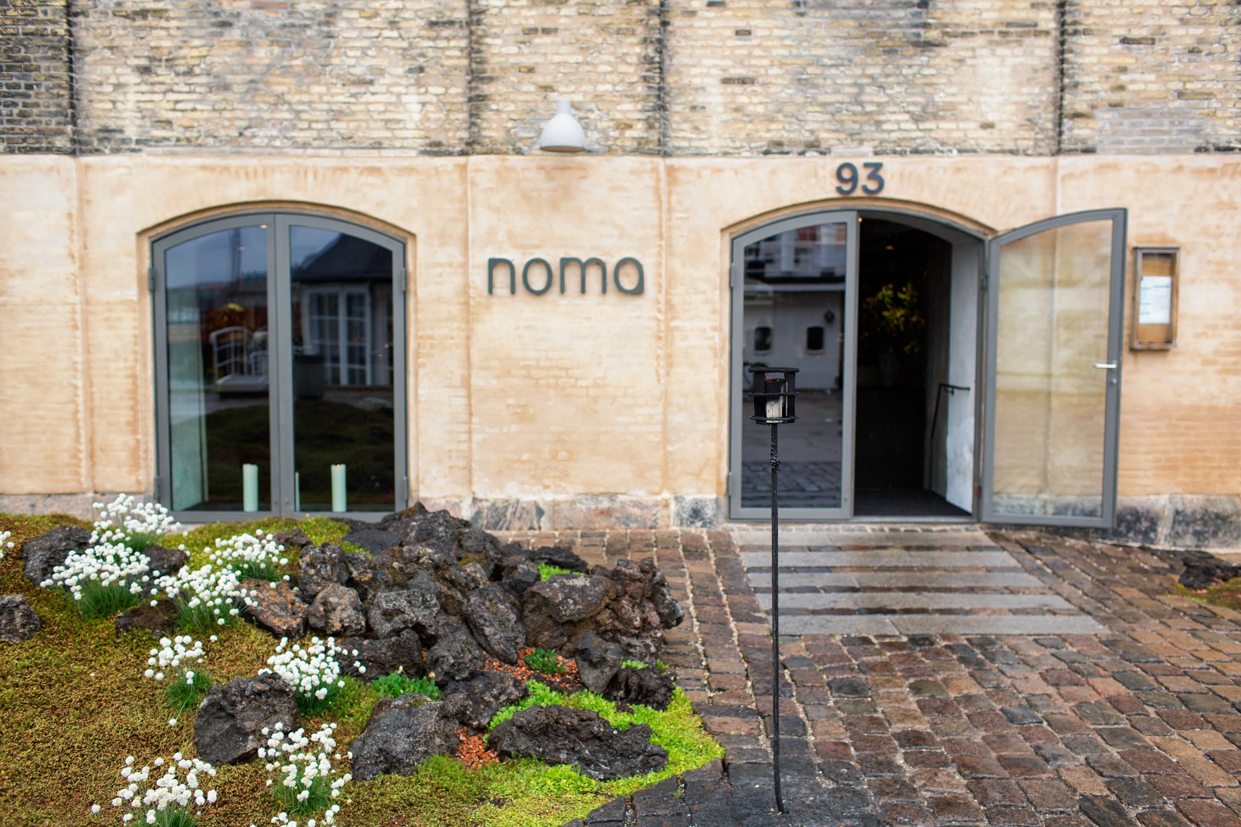 Finally…Noma (Copenhagen, Denmark).