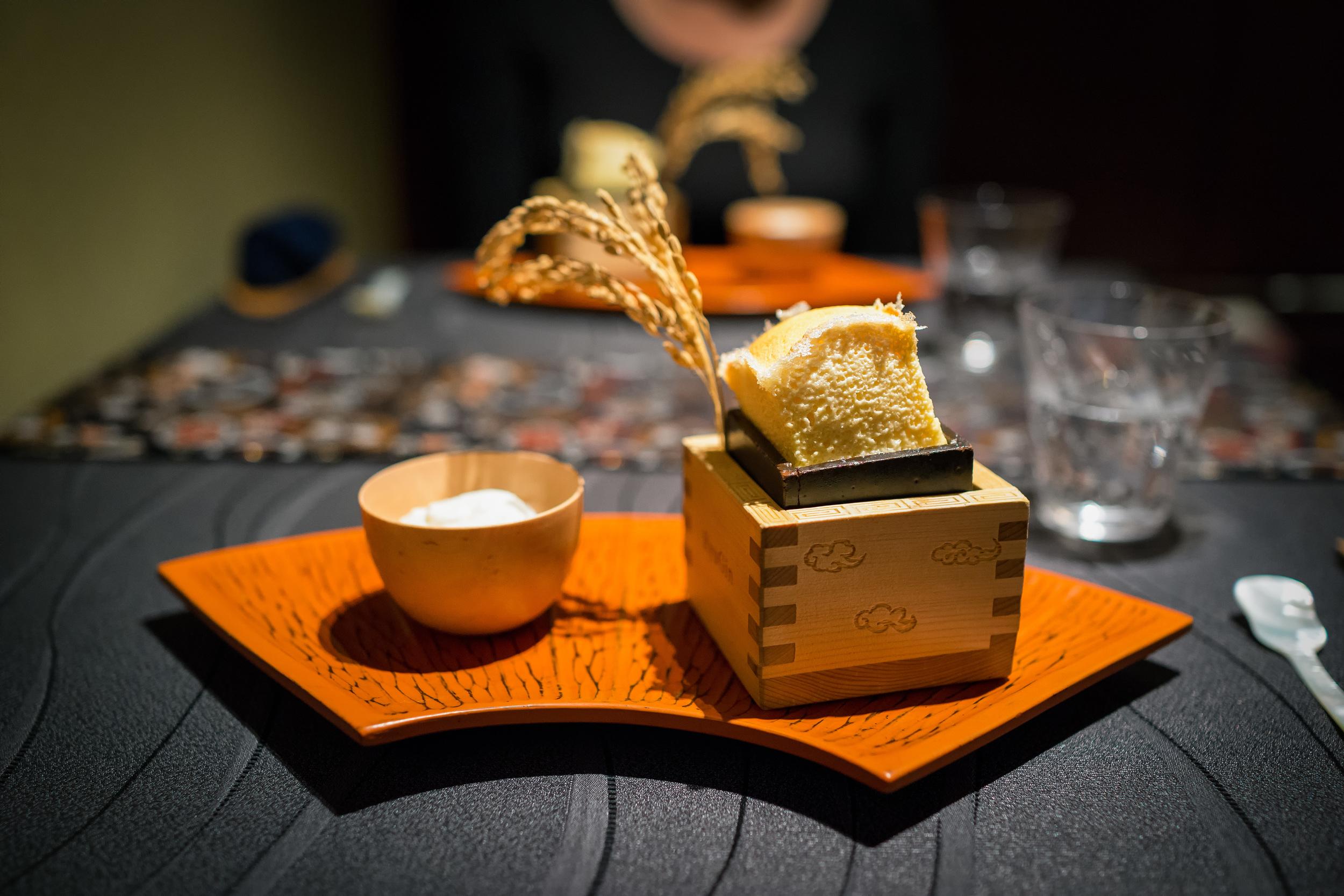 Hot Sake, Cold Sake @ RyuGin (Tokyo, Japan).