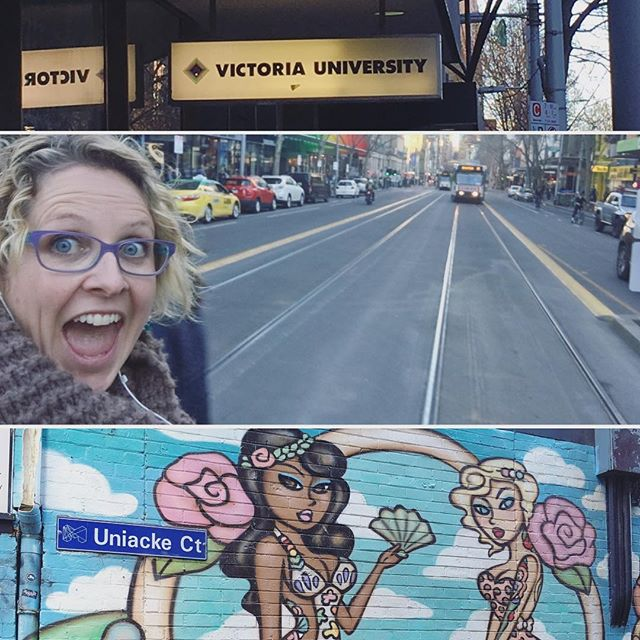 Around this time 6 years ago I was accepted to VU's Osteopath program while I was living in Canada. It hit me while walking around that I could be in my first year of practicing as an Osteo this year if I hadn't deferred (indefinitely). Quite the 'sliding doors' moment. It was nice to reflect and be happy with the choices I've made bringing me to this very point in time.  #recklessabandontour  #thinkhowe