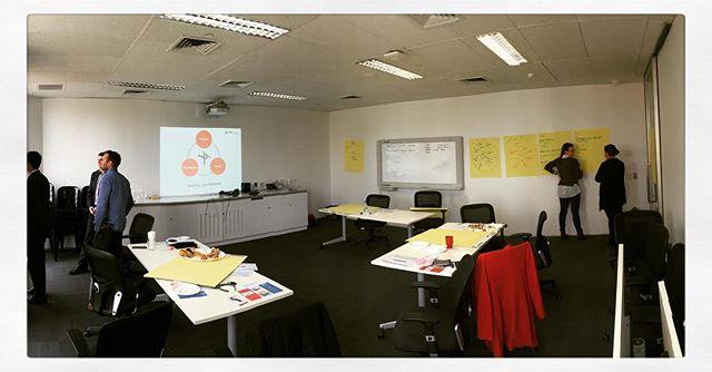 Workshopping Friday morning  in WA THINKHowe style... #recklessabandontour  #thinkhowe  #buildingbetterworkplaces