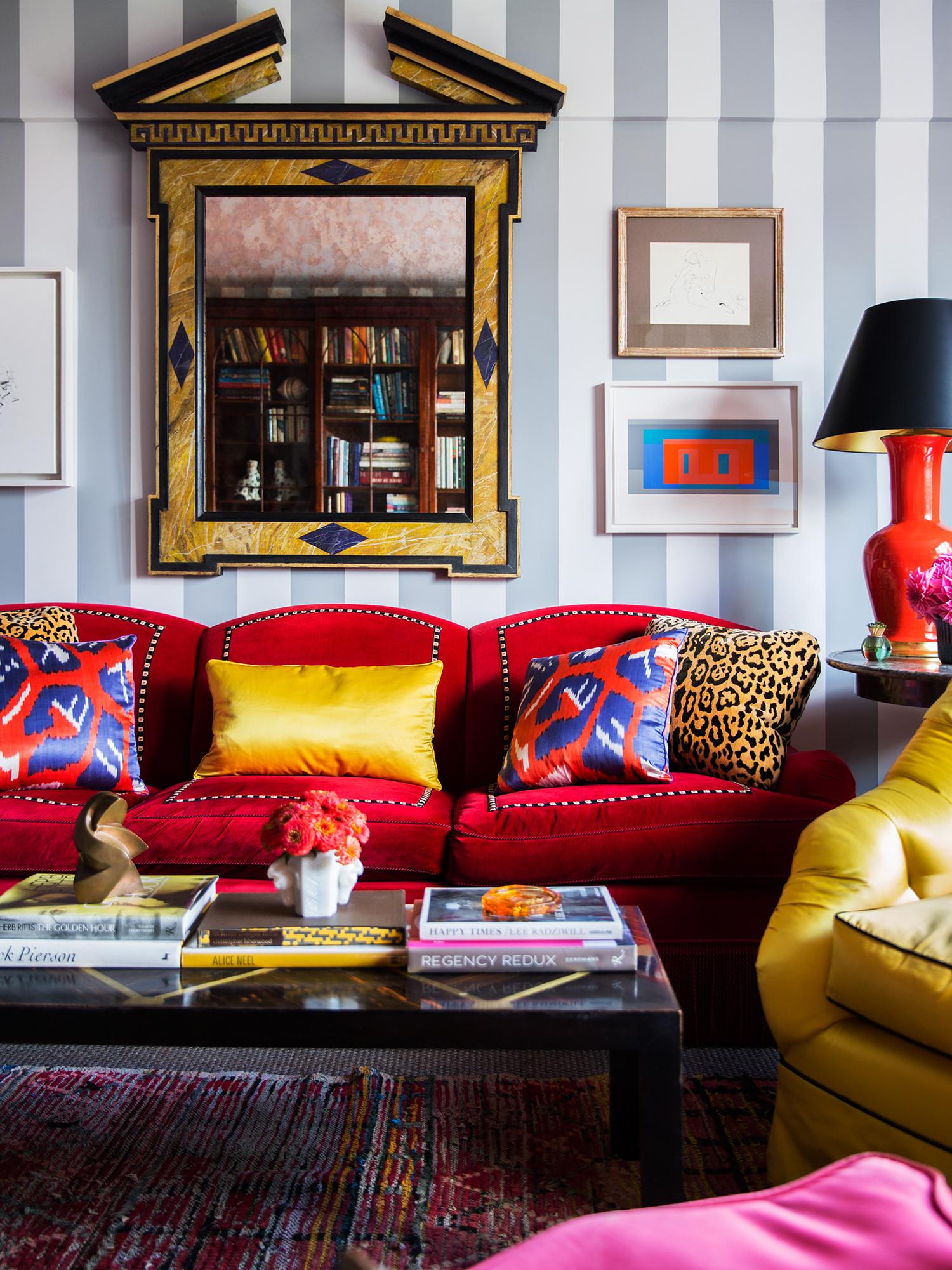 Interior Design by Nick Olsen | House & Garden