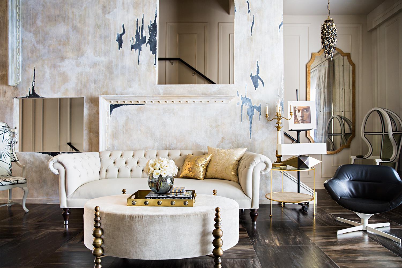 Interior Design by Michel Boyd | House & Garden