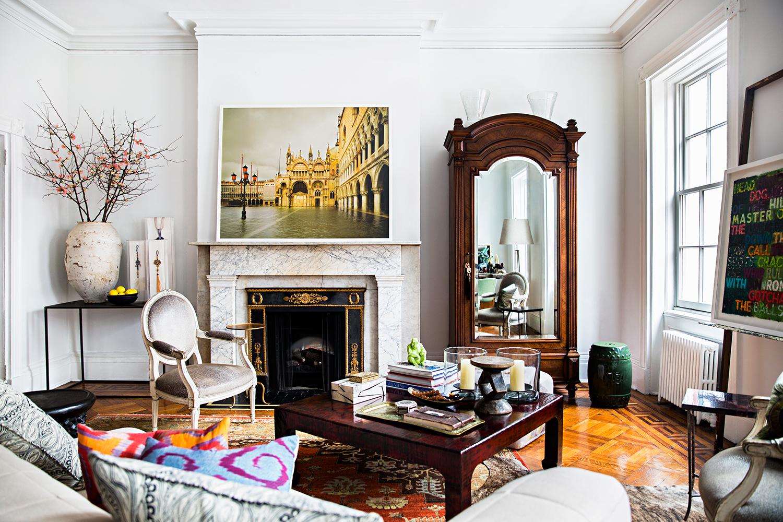 Interior Design by Les Ensembliers