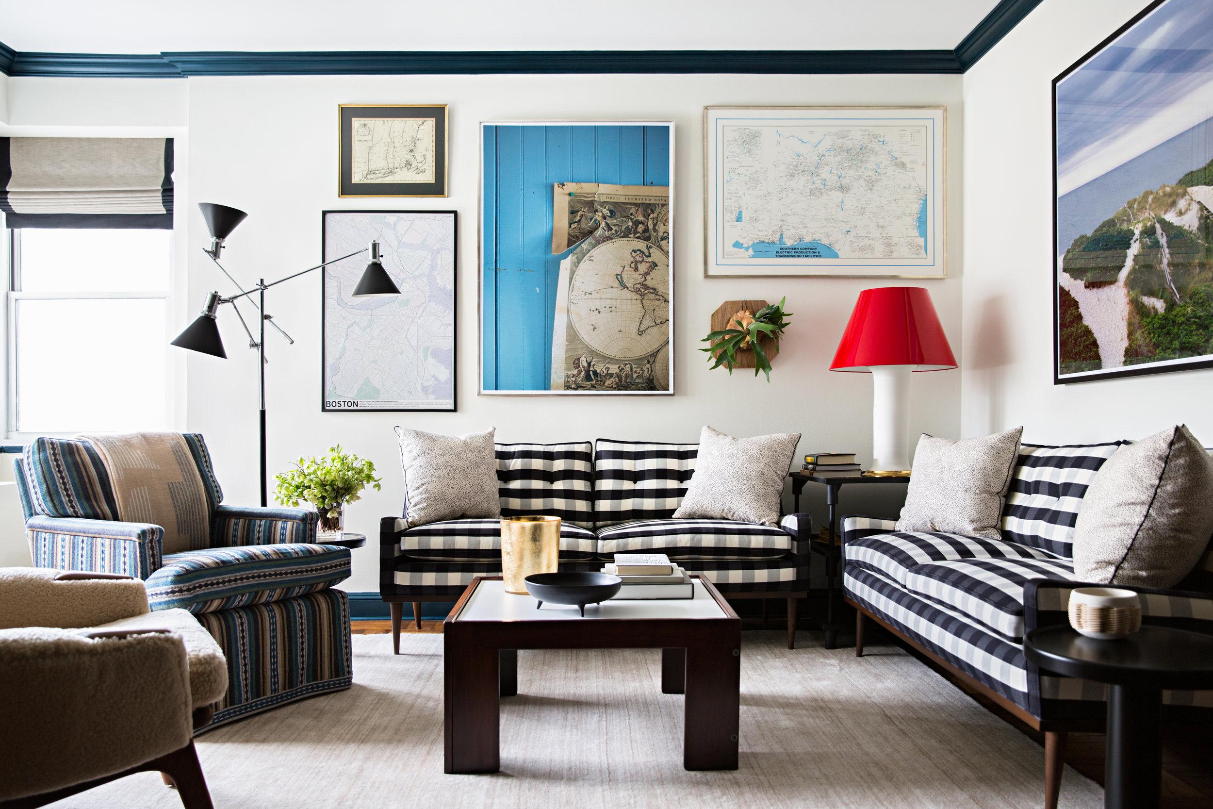 Interior Design by Olasky & Sinsteden | Architectural Digest