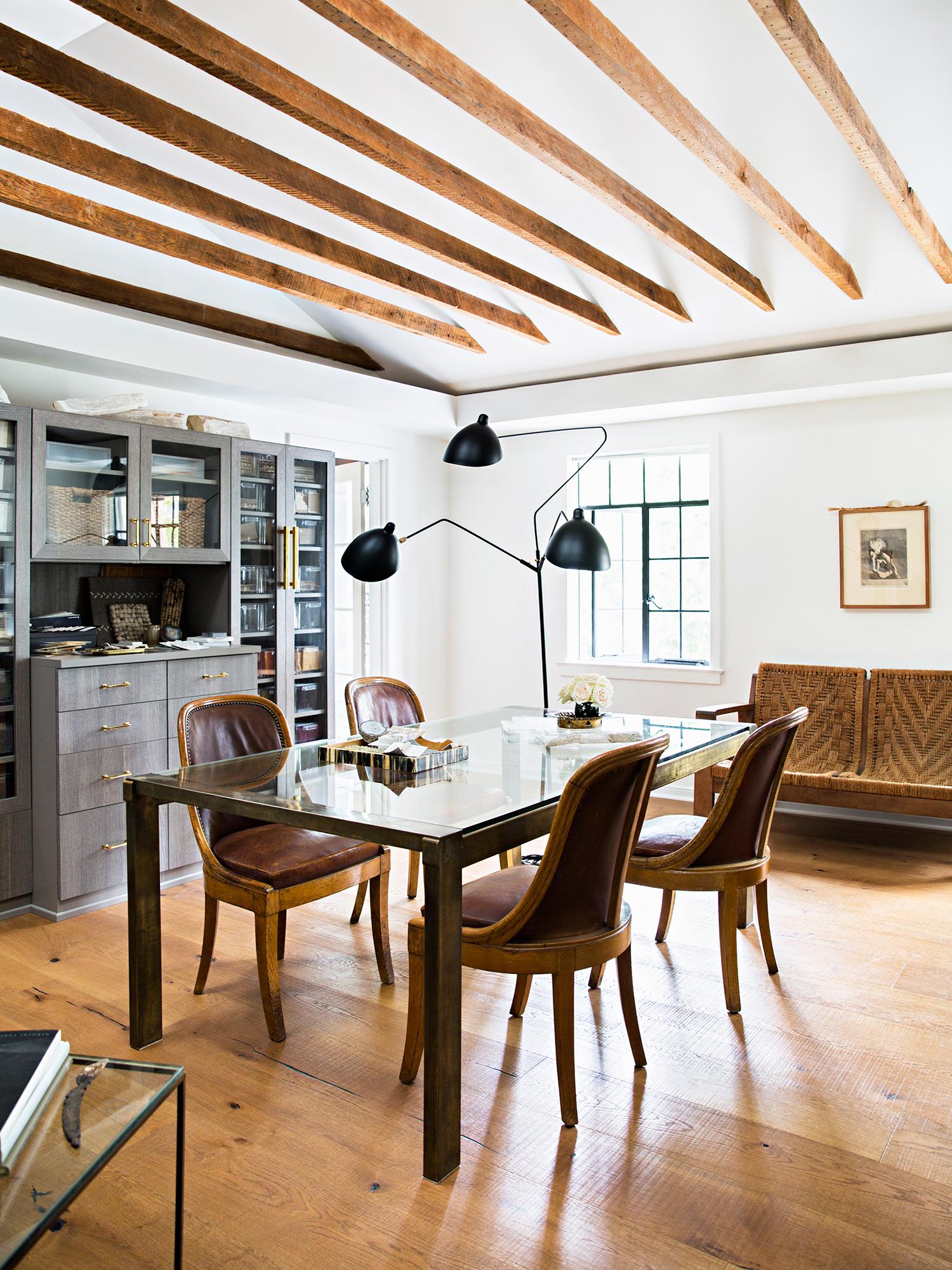 Interior Design by Jeremiah Brent | Elle Decor