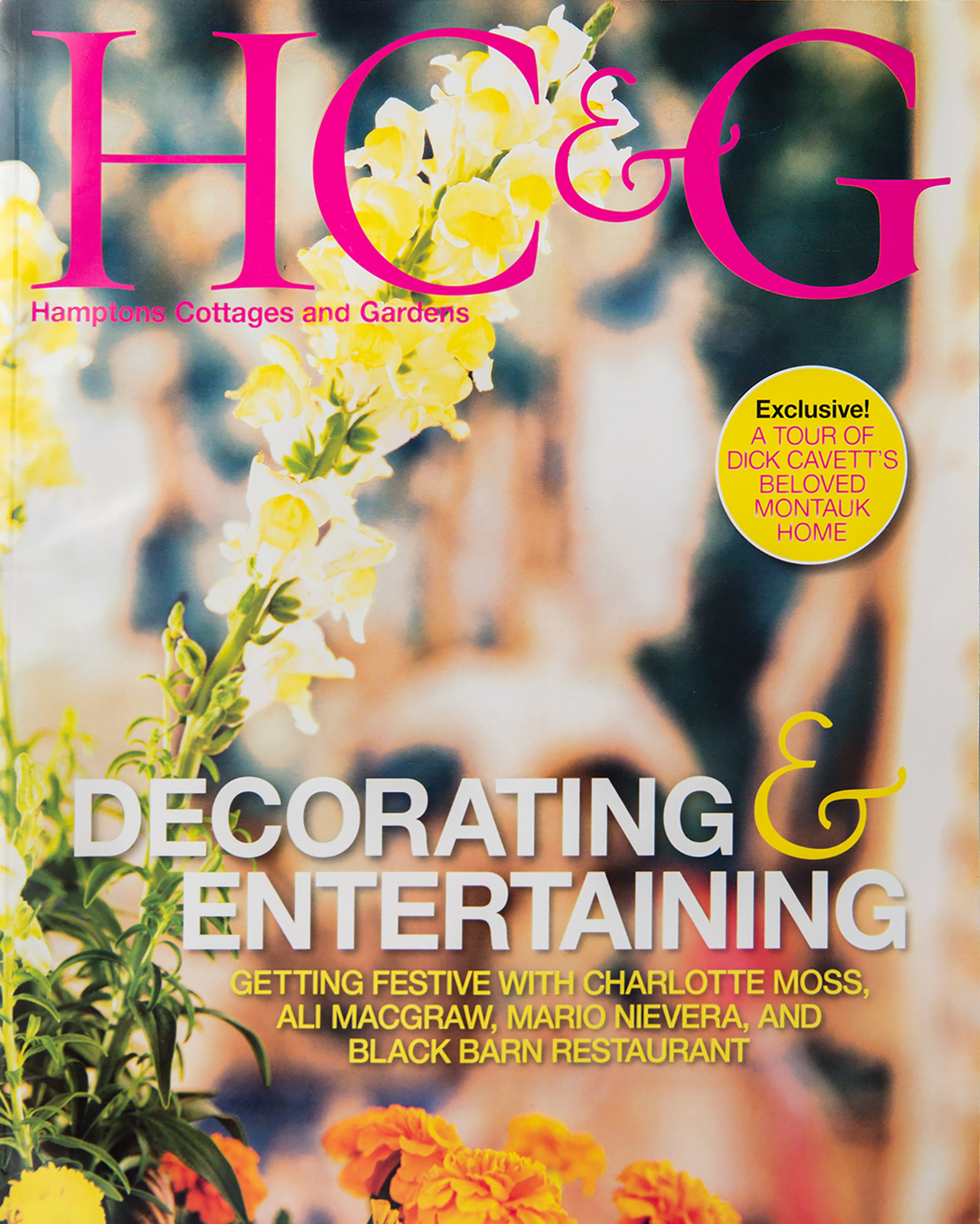 August 2017 | Hamptons Cottages and Gardens