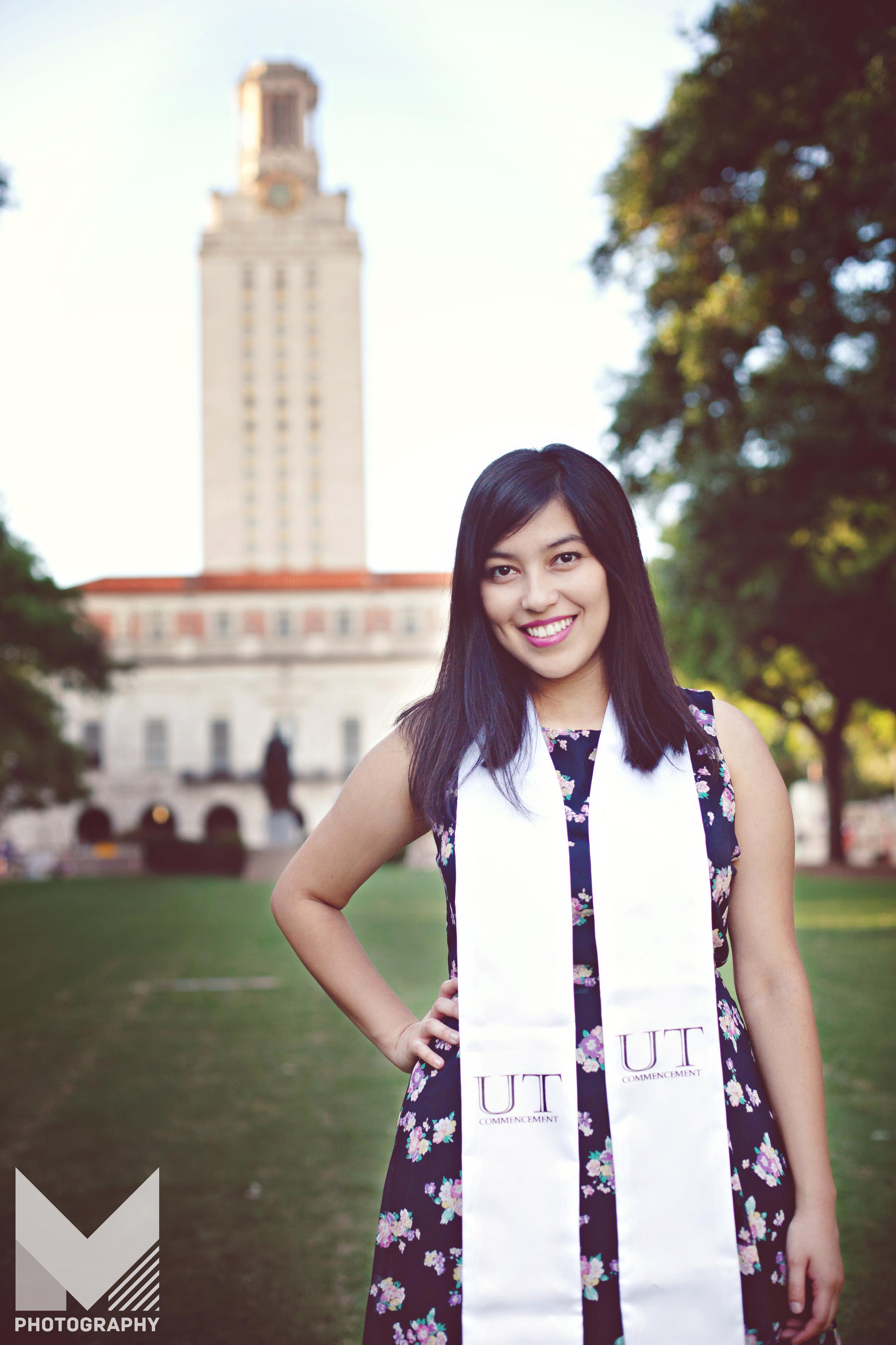Arleen Lopez UT Tower Senior Portrait.jpg