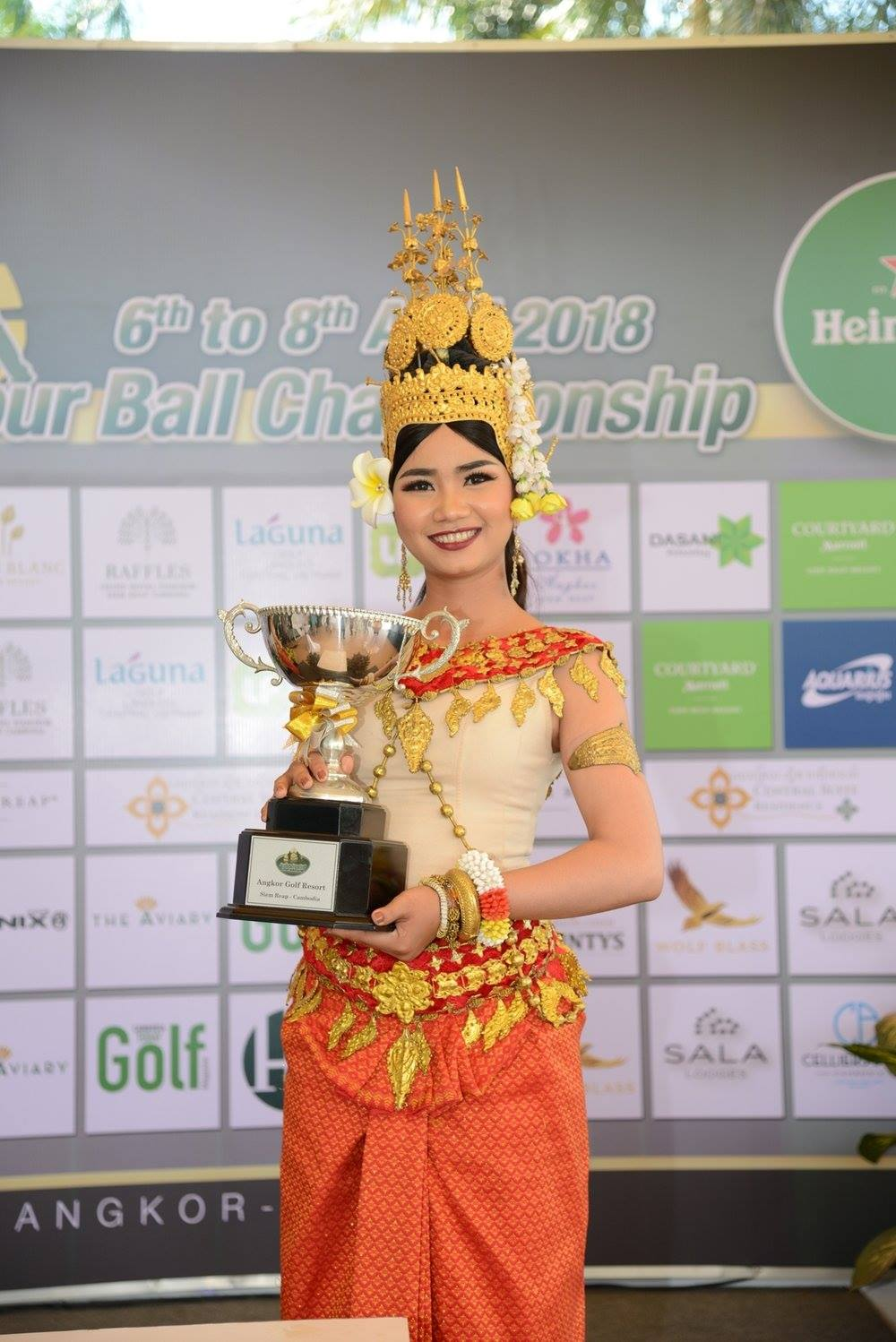 Angkor Four Ball Championship 2018