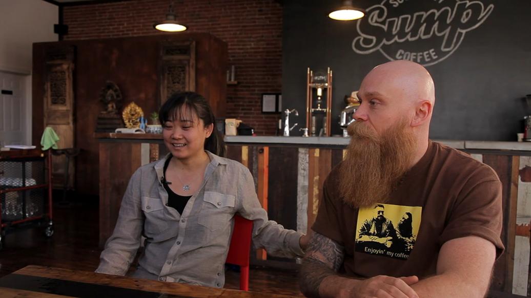 Scott Carey & Marz Yamaguchi - Sump Coffee