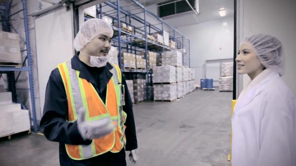 Larry Kwan - Lead Hand, Warehouse Dept.