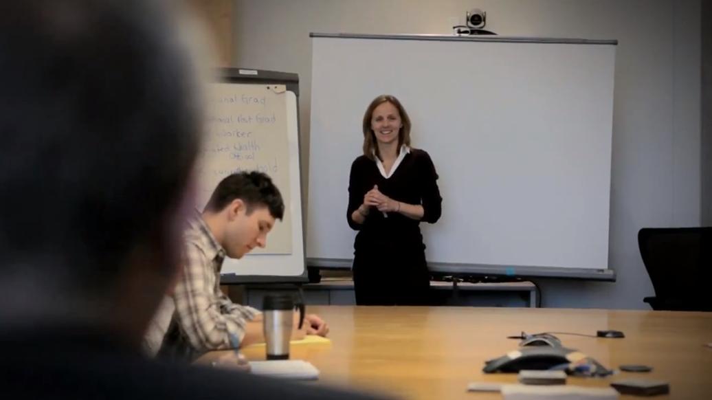 Pamel Radcliffe - Program Advisor via CareerTrek