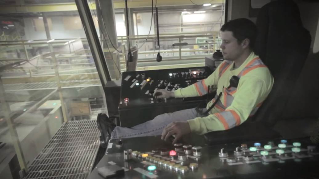 Travis Emel - Sawmill Operator via CareerTrek