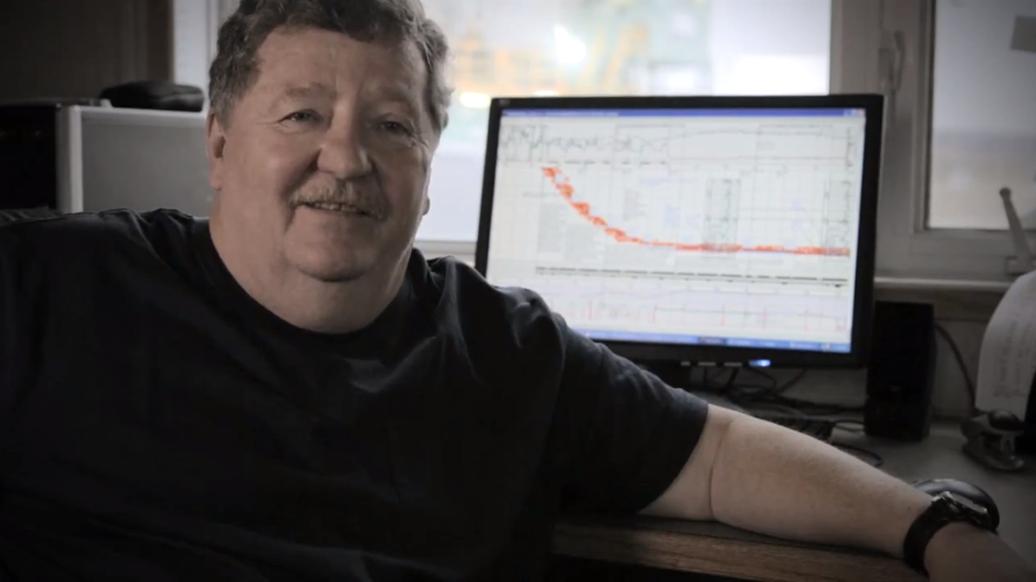 Steve Livie - Geological Technician via CareerTrek