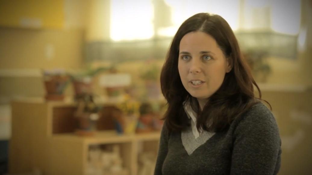 Cori Dewijn - Early Childhood Educator  via Careertrek