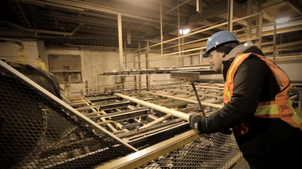 Stuart Van Horn - Mill Worker via CareerTrek