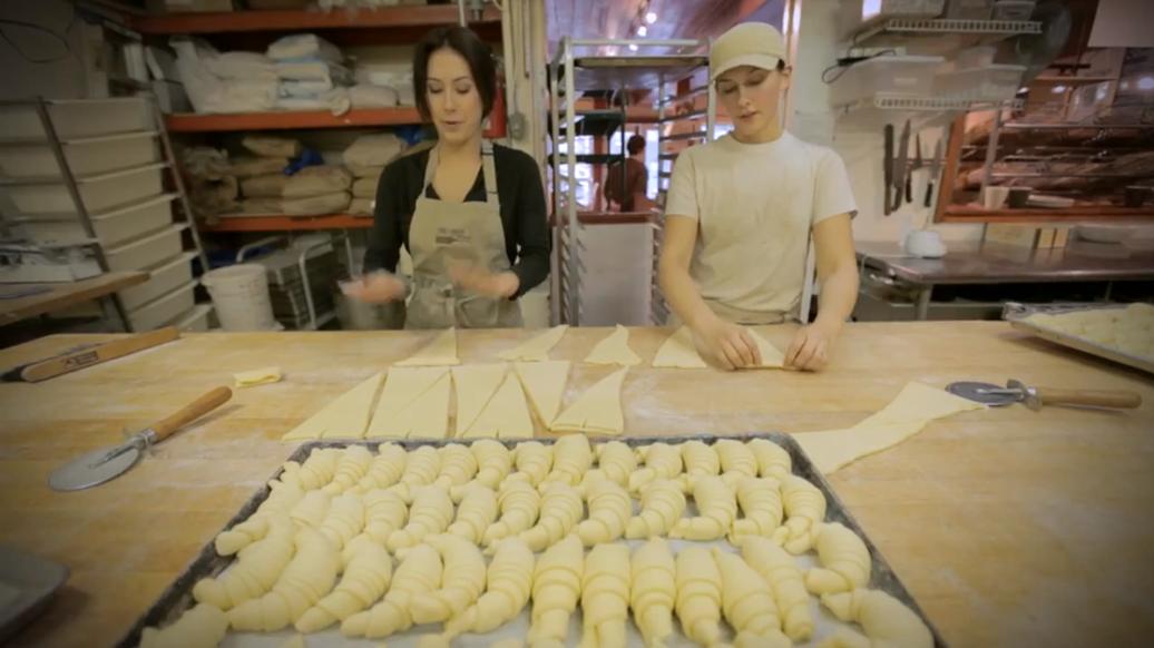 Brittny Evans - Production Baker via CareerTrek