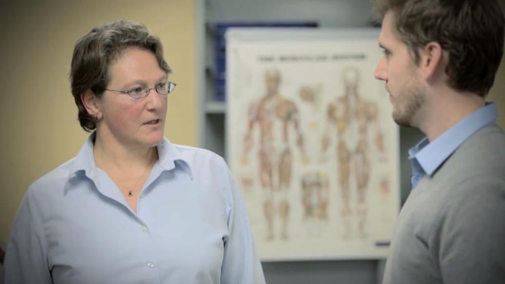 Anka Smit - Physiotherapist via CareerTrek