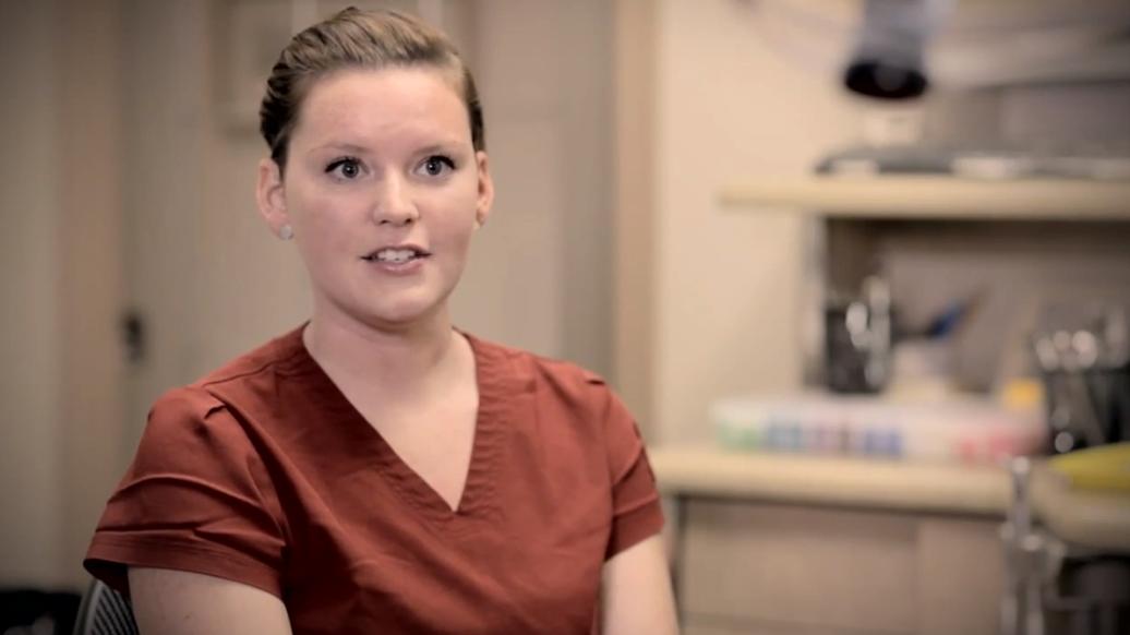 Abbie McIntosh - Dental Assistant via CareerTrek