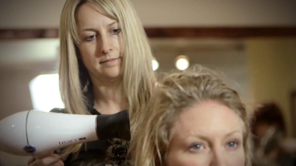 Meghan White - Hairstylist via CareerTrek
