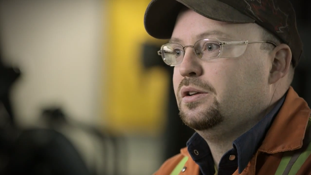 Doug Fenton - Heavy Duty Equipment Mechanic