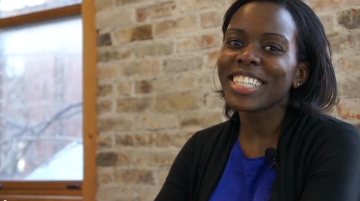 Tanya Hamilton - Founder, IndependentYouth