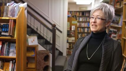 Kris Kleindienst - Book Store Owner  via STLCurator