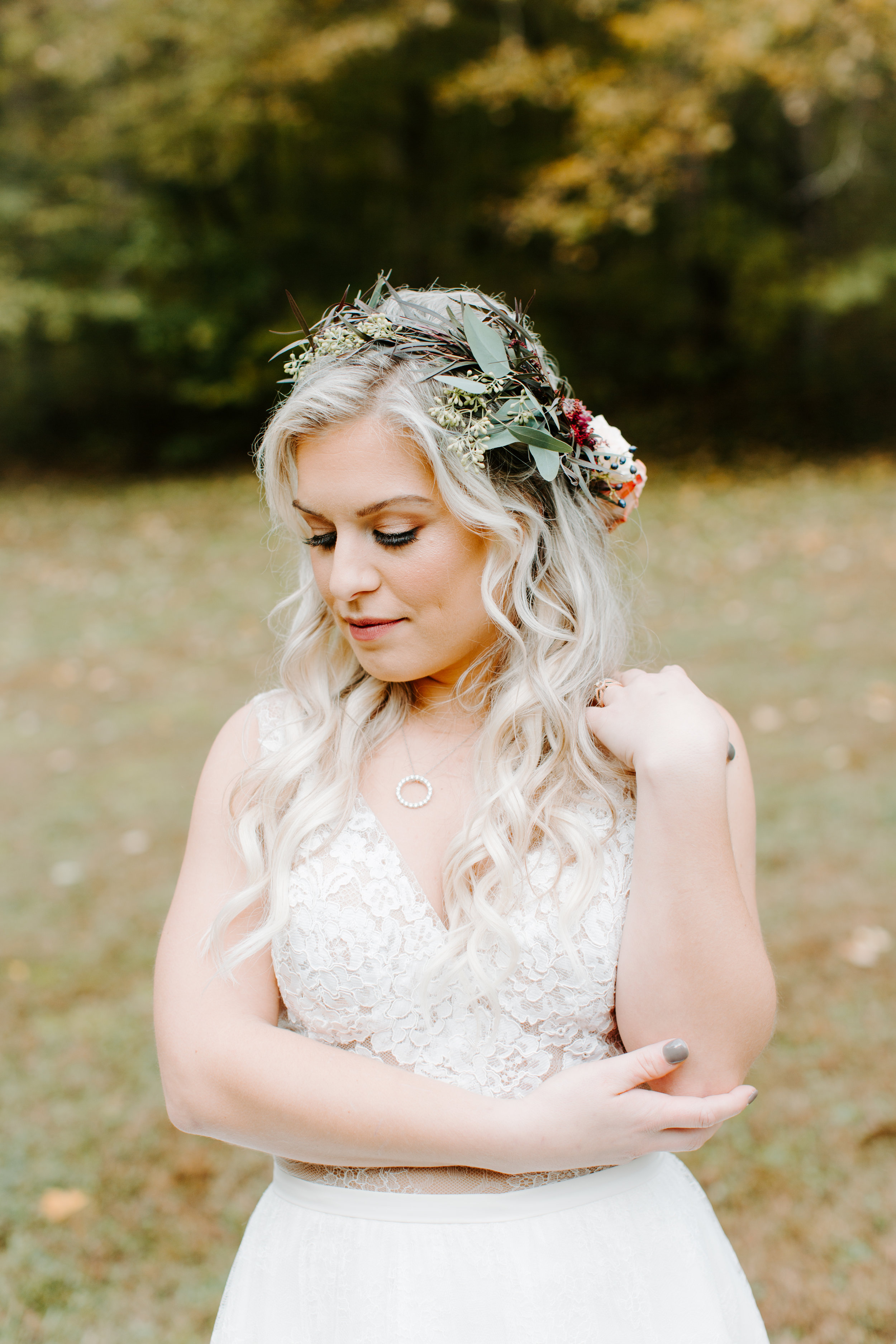 fall wedding in nashville tn by rachel fugate
