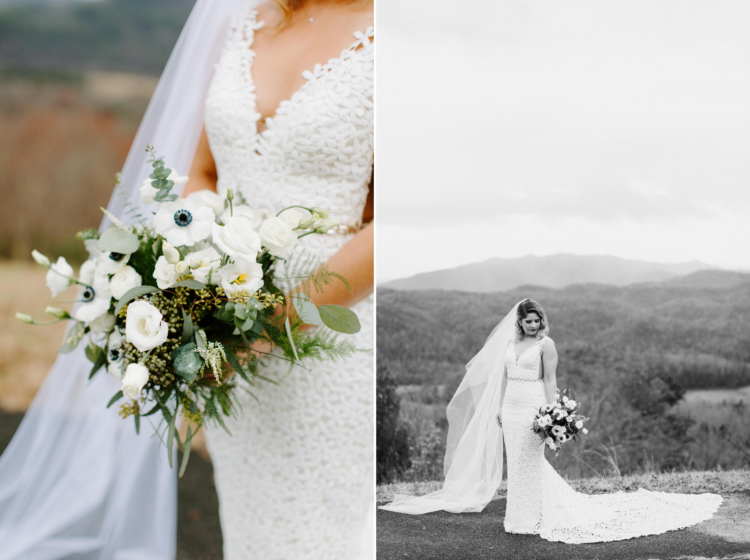 bridal bouquet by wade floral co