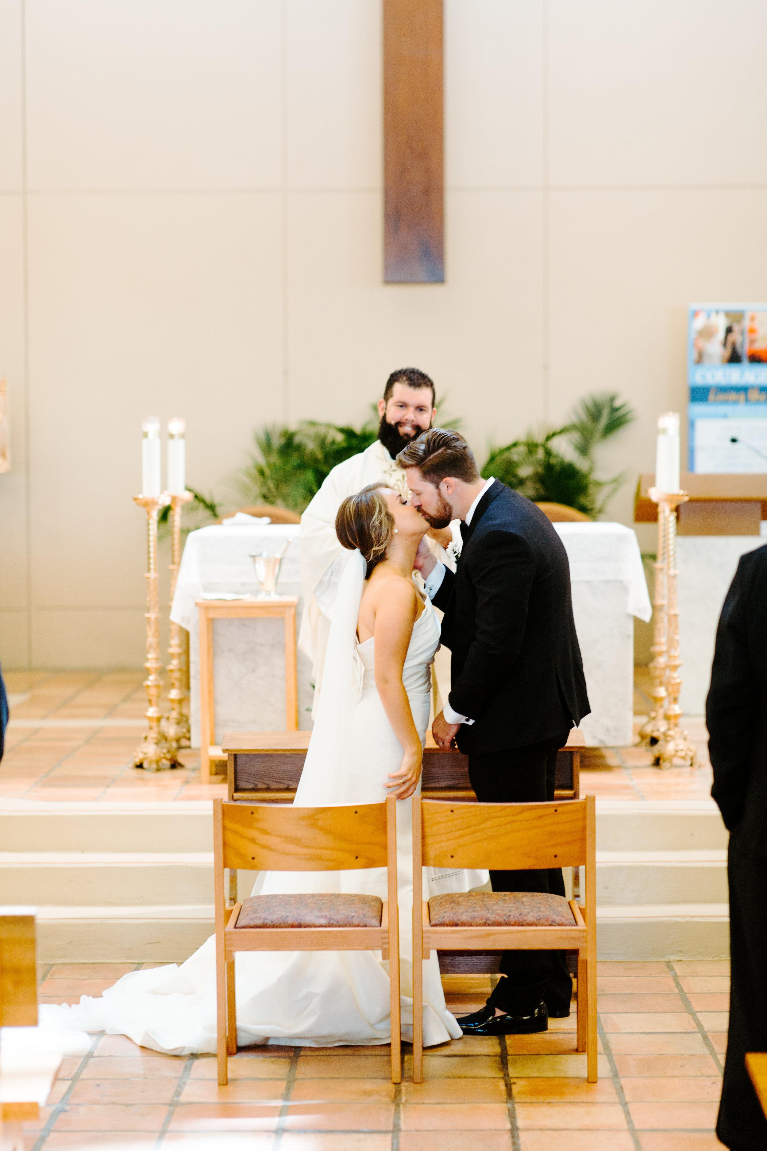 catholic first kiss