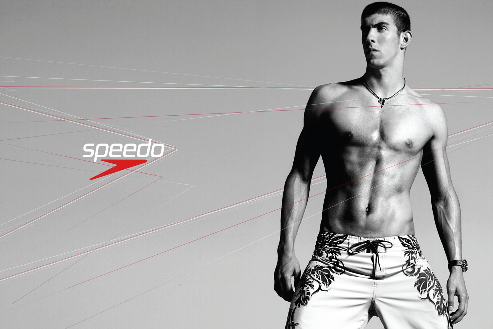 speedo: michael phelps: print/ooh 2007