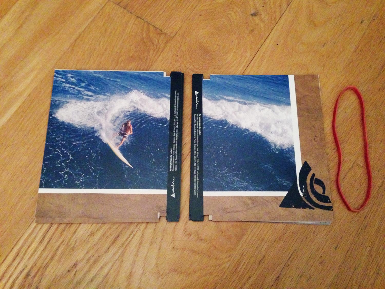 steve & barry's: wonderwall by laird hamilton: lookbook 2008