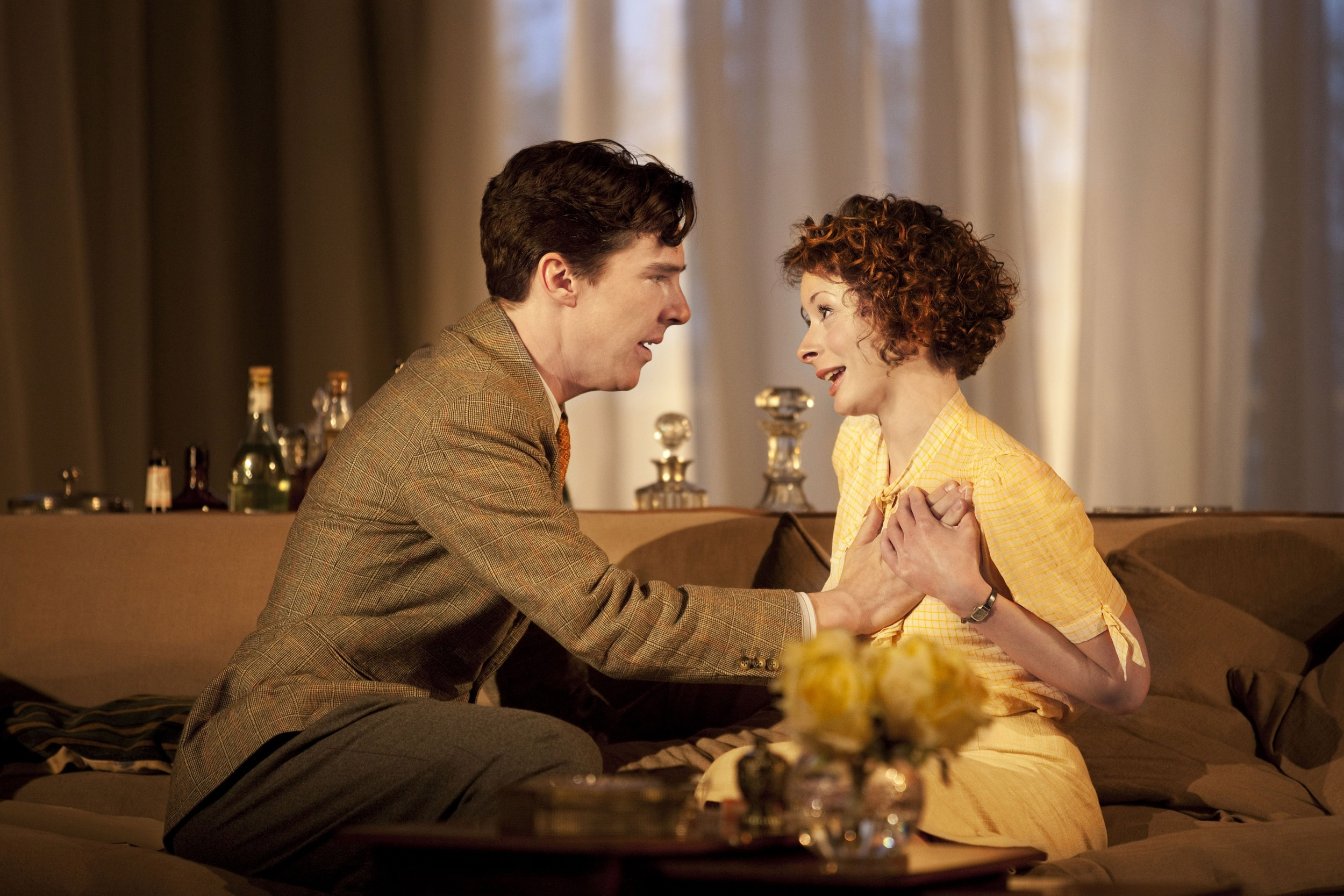 Benedict Cumberbatch and Faye Castelow kindle an illusory love