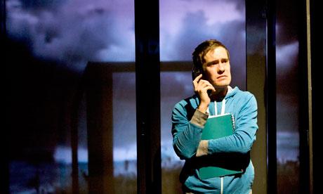 Sam Taylor as Stephen in  Beachy Head  (2009)