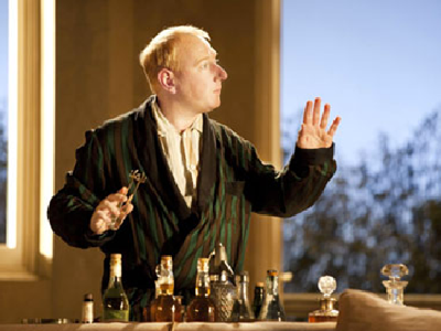 Adrian Scaborough as John in  After the Dance  at the National.