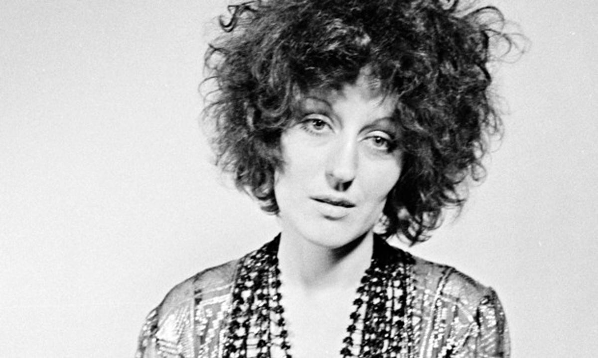 Amazing photo of Germaine Greer by Keith Morris © 1969