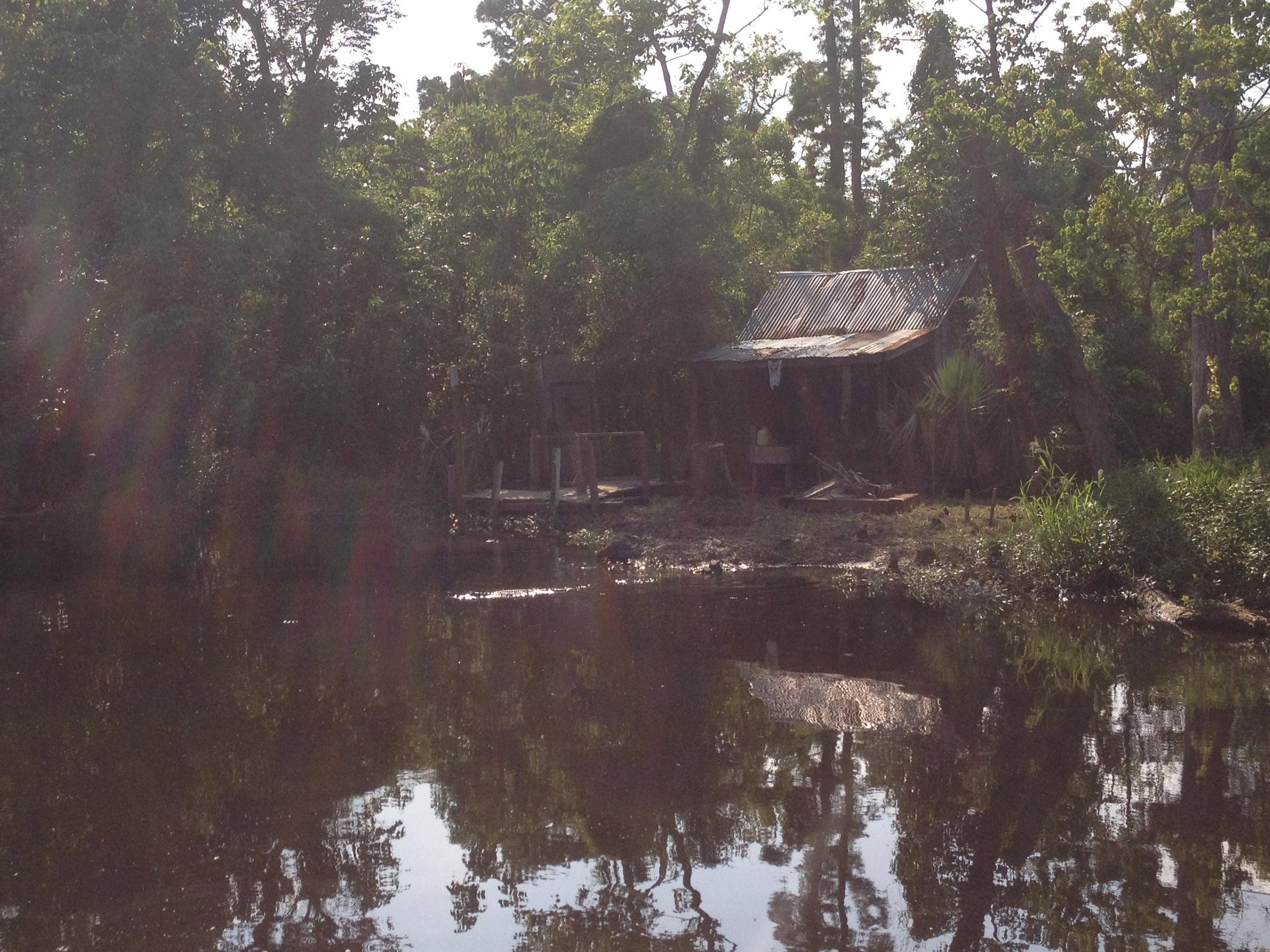 Old Boat House - Cajun Encounters (La Place, LA)
