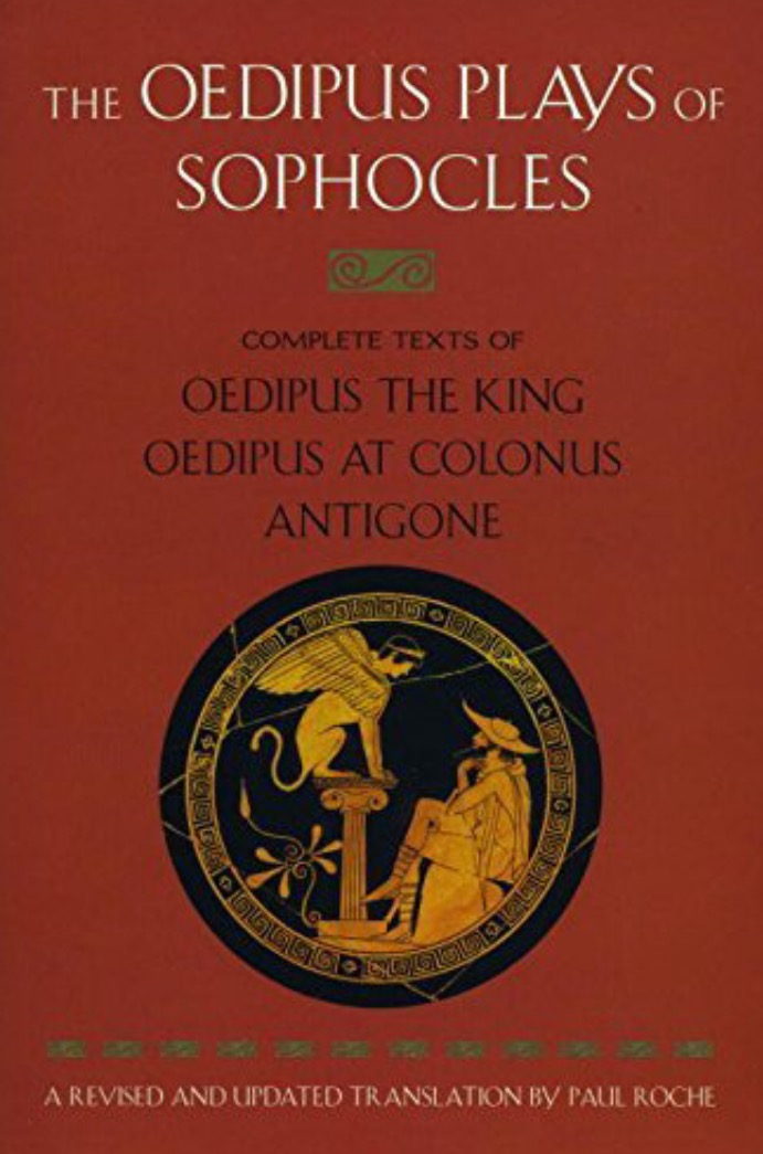JasmineGurley.com-Books-The Oedipus Plays of Sophocles