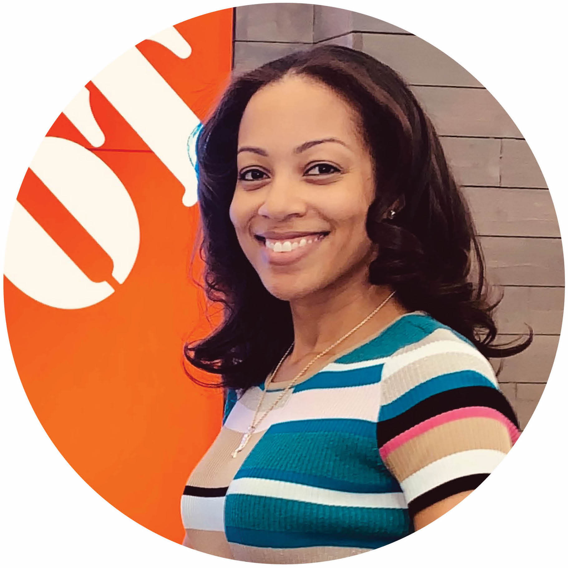 Jasmine Gurley-The Home Depot-Headshot-Circle