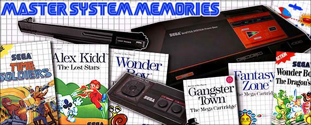 master system memories header