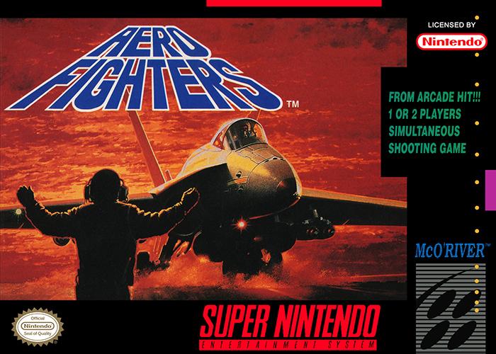 AeroFighters