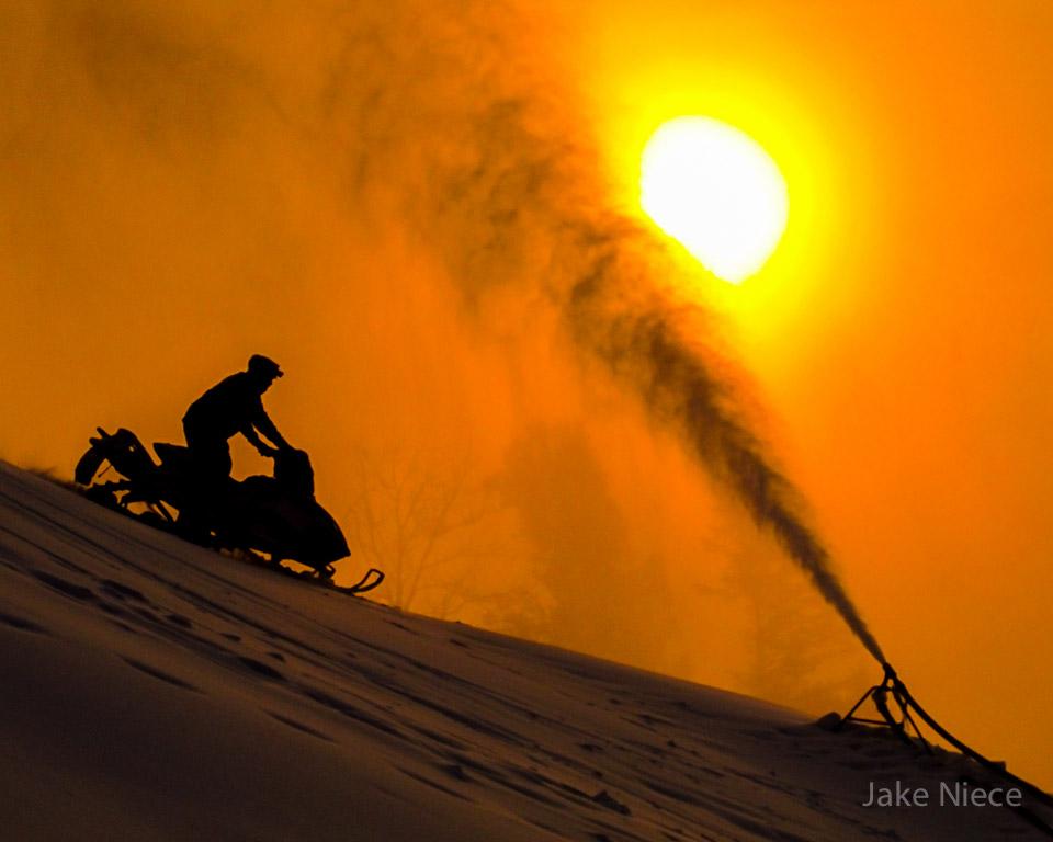 Snowmaker Sunrise