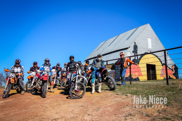 Click for gallery: Day 1 riding with Q's group