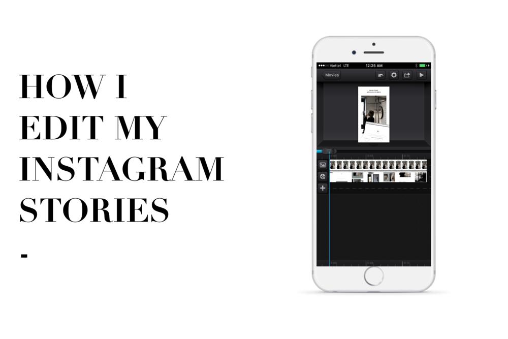 APPS I USE FOR INSTAGRAM STORIES — #JULIADOAN