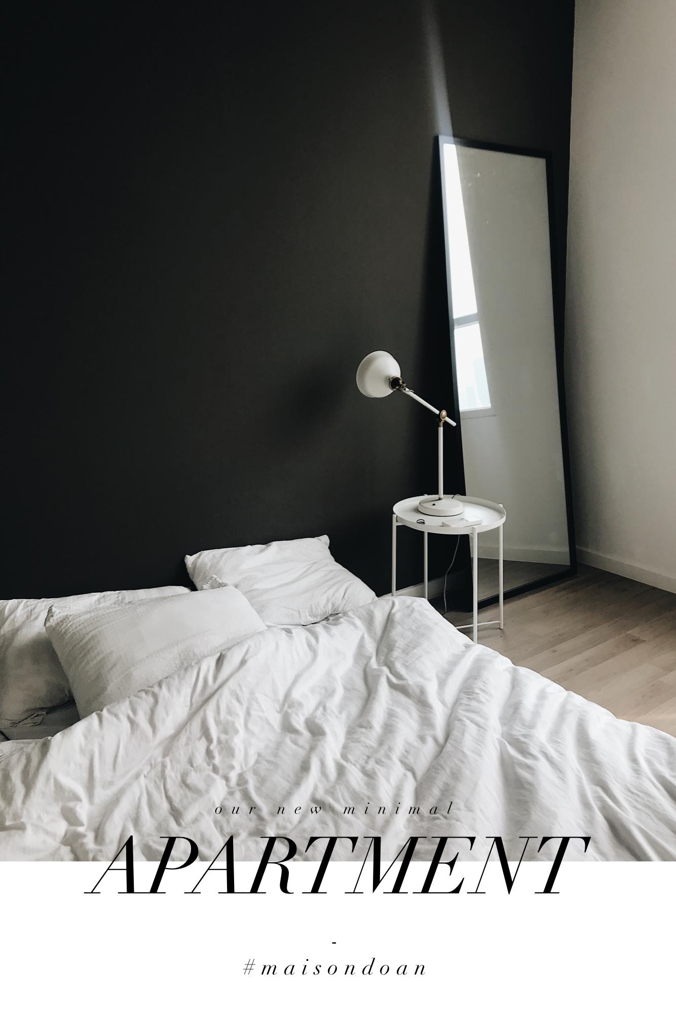 Saigon minimal apartment
