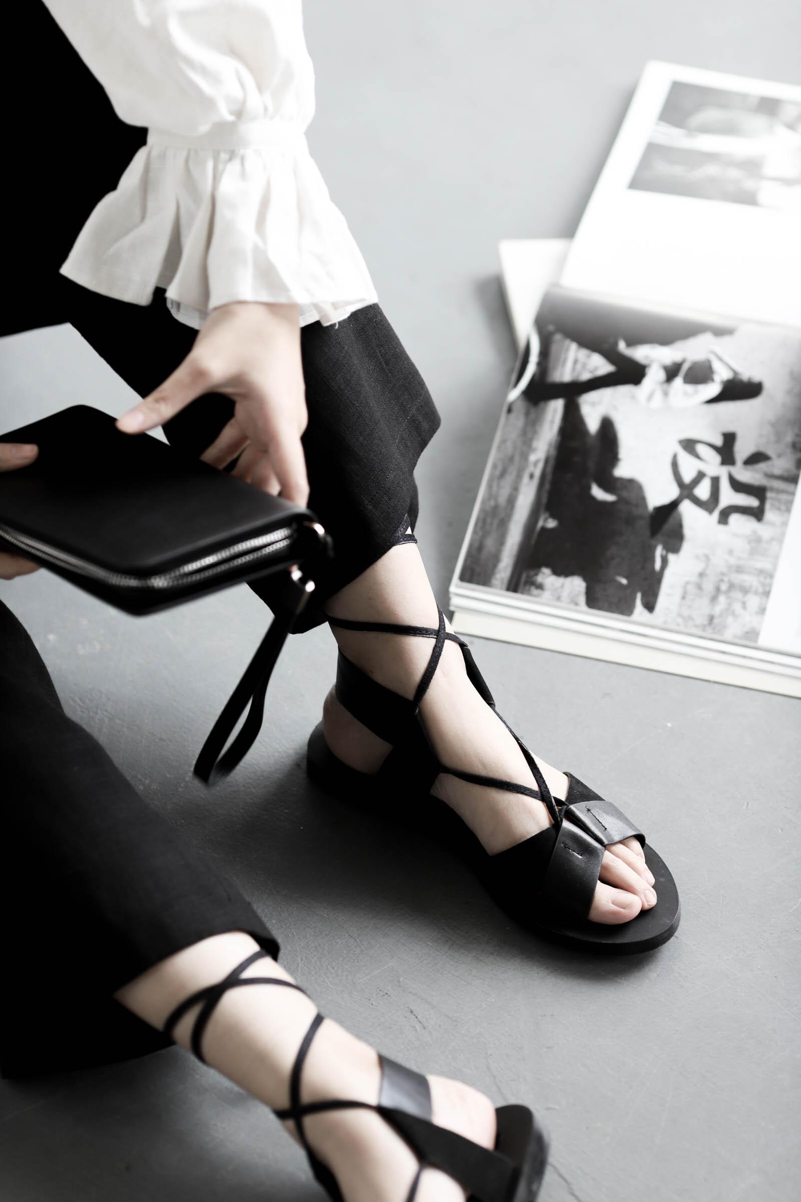 St Helen sandals made in Vietnam