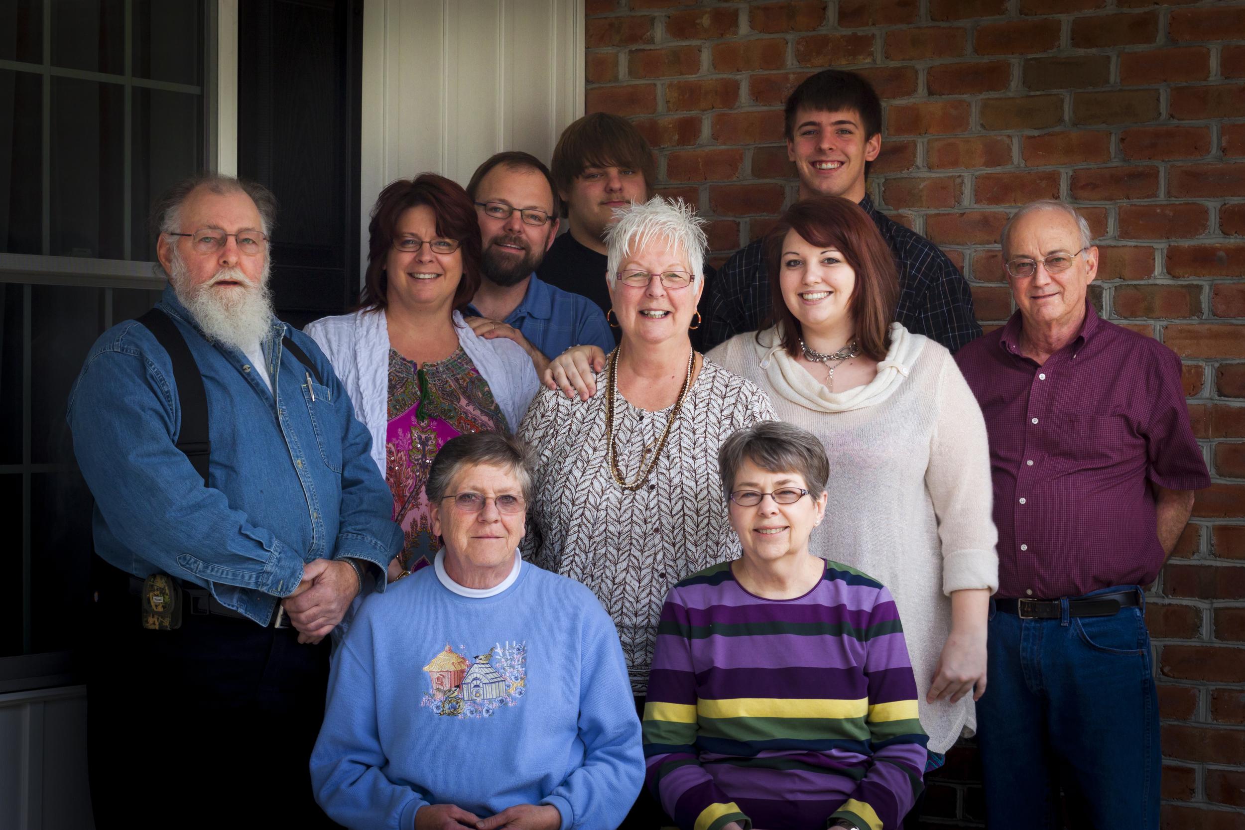 Theaforementionedfamily photo.