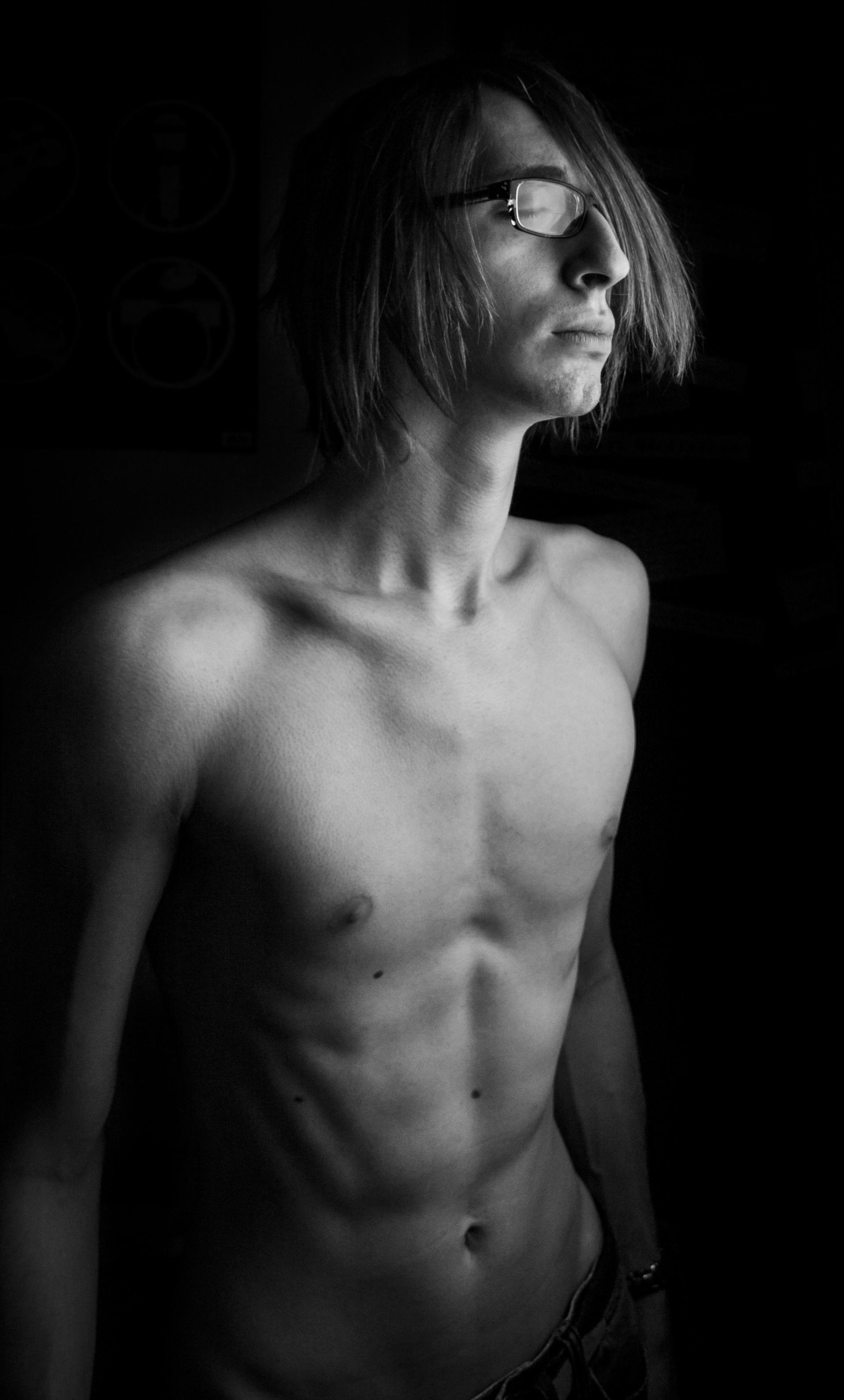 Shirtless Muscular Emo Fine Art.jpg