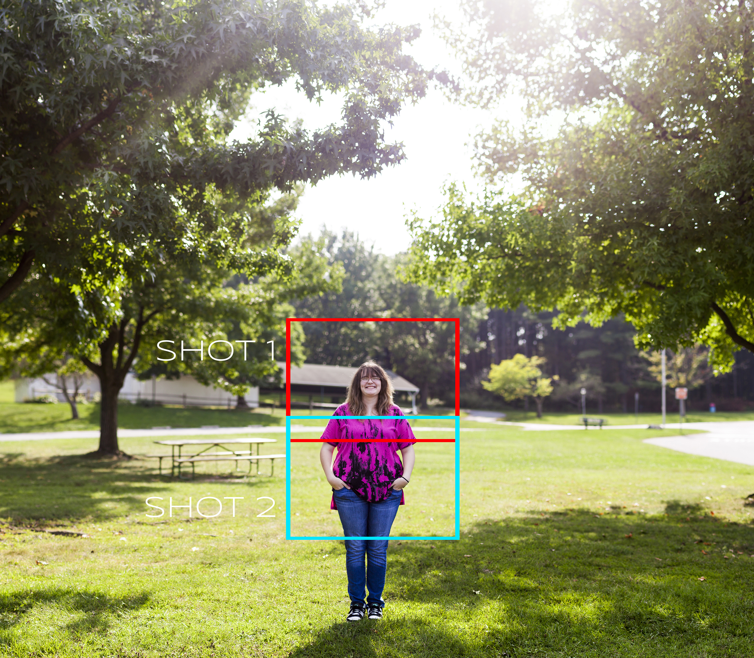 Bokeh Panorama Brenizer Method Overlap