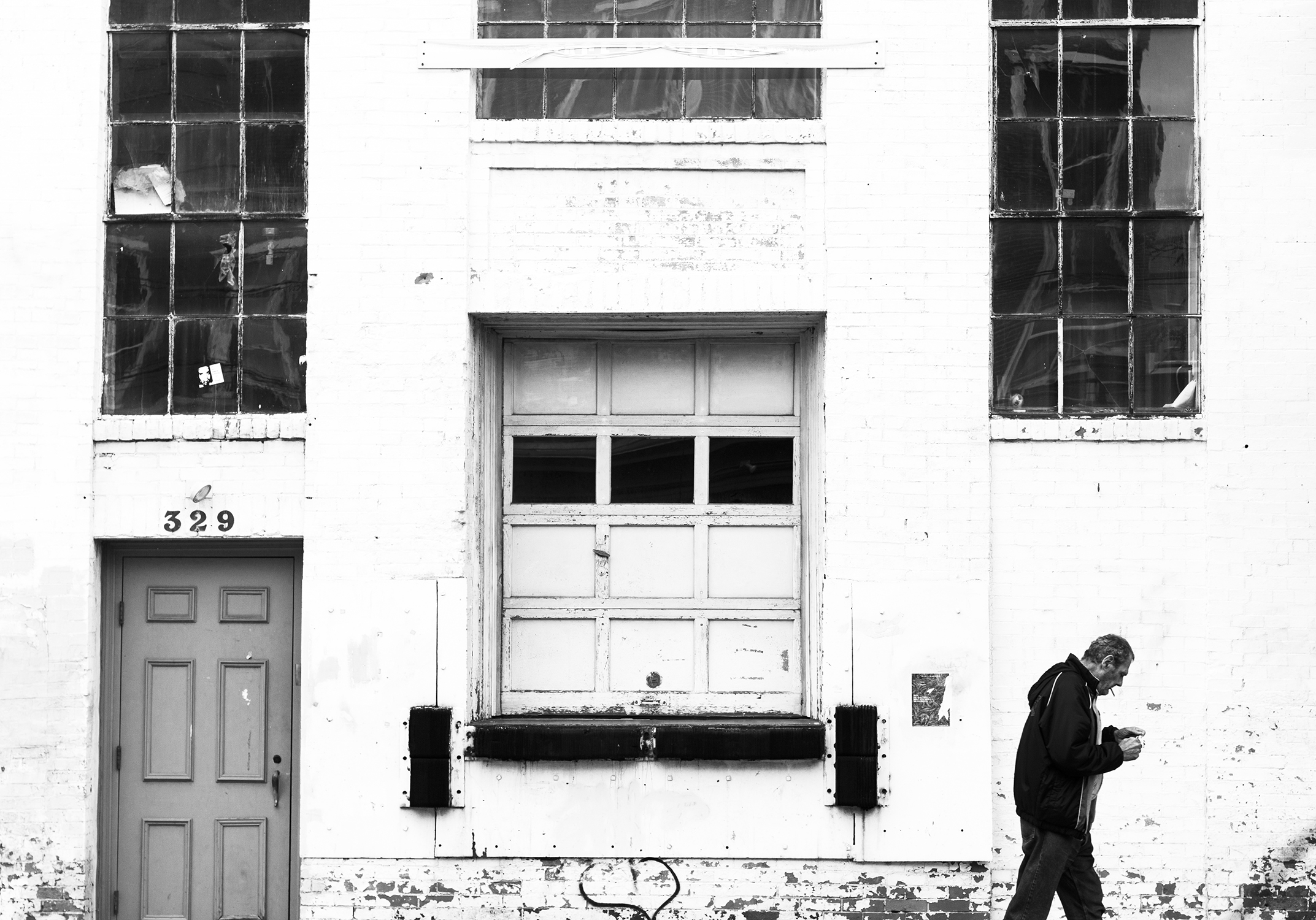 Abandoned Symmetry Smoking Man